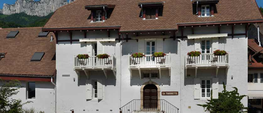 Hotel Beau Site, Talloires, Lake Annecy, France - annexe exterior.jpg
